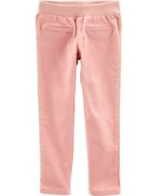 Toddler Girl Pull-On Skinny Stretch Pants