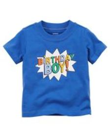 Baby Boy Birthday Boy Tee