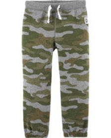 Baby Boy Pull-On Joggers