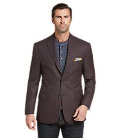 Signature Collection Tailored Fit Tic Sportcoat CL