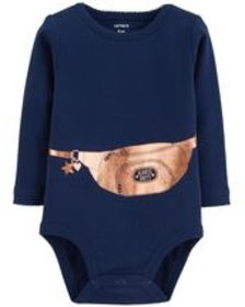 Baby Girl Fanny Pack Collectible Bodysuit