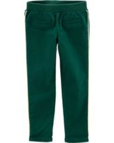 Baby Girl Pull-On Skinny Stretch Pants