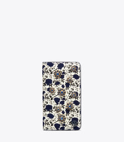 FLORAL FOLIO CASE FOR IPHONE 8