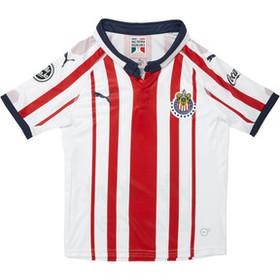 2018/19 Chivas Kids Home Replica Shirt