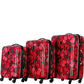 Irwin 3 Piece Hardside Spinner Luggage Set