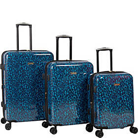 Gabby 3 Piece Hardside Spinner Luggage Set