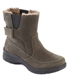 Women's North Haven Leather Ankle Boots