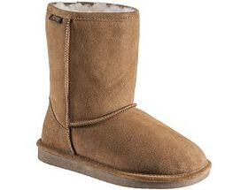 Natural Reflections® Women's Shearling Wool Boots