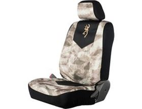 Browning® Chevron Low-Back Seat Cover