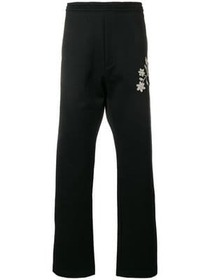 Dsquared2 embroidered trousers