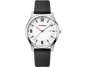 Wenger Men's Stainless Steel City Active Watch