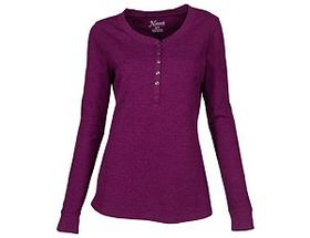 Natural Reflections® Thermal Henley for Ladies