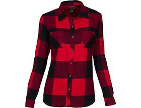 Natural Reflections® Women's Long-Sleeve Flannel S