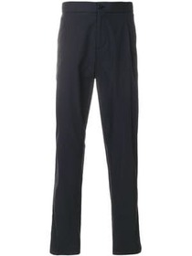 Salvatore Ferragamo elasticated waist trousers
