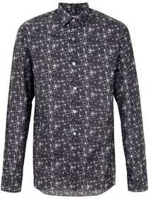 Lanvin embroidered shirt