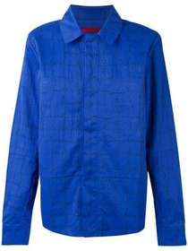 The North Face concealed fastening shirt jacket