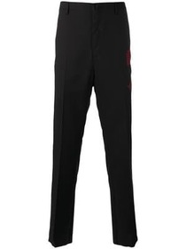 Lanvin arrow stitch trousers