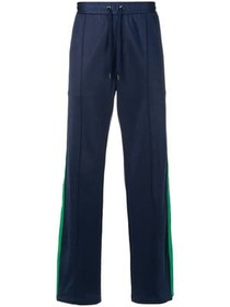 Versace two tone track pants