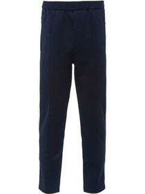Prada technical jersey jogging trousers