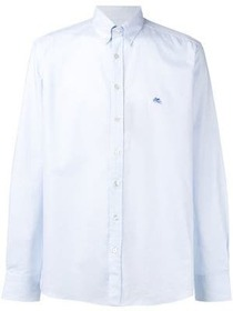 Etro patterned fitted shirt