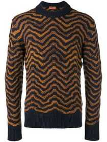 Missoni patterned sweater