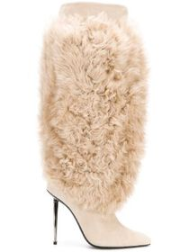 Tom Ford shearling boots