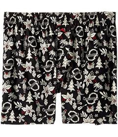 Tommy Bahama Island Washed Cotton Woven Boxer Shor