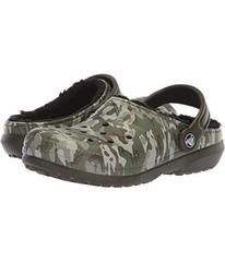 Crocs Dark Camo Green/Black