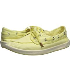 Sperry Wax Yellow