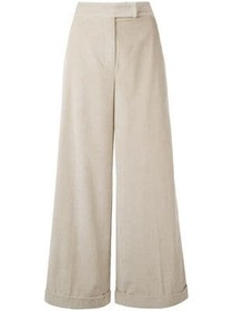 'S Max Mara cropped wide leg trousers