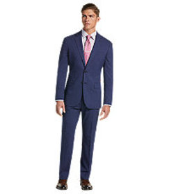 1905 Collection Tic Weave Slim Fit Suit with brrr°