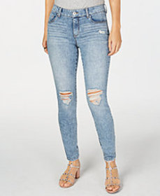I.N.C. Destructed Skinny Jeans, Created for Macy's