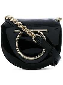 Salvatore Ferragamo Vela shoulder bag