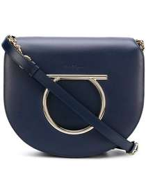 Salvatore Ferragamo medium Vela shoulder bag