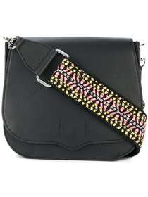 Rebecca Minkoff patterned strap shoulder bag