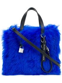 Marc Jacobs The Fur Mini Grind tote