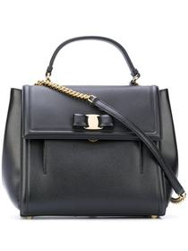 Salvatore Ferragamo medium Vara top handle bag