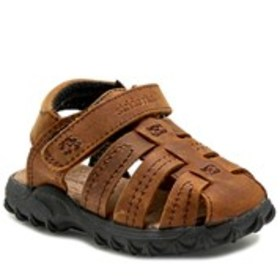 Toddler Boys Leather Sandals