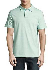 SURFSIDESUPPLY Short-Sleeve Heathered Polo SPEARMI