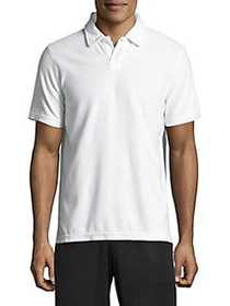 SURFSIDESUPPLY Classic Short-Sleeve Polo BRIGHT WH