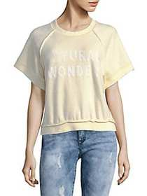 Free People Natural Wonder Top IVORY