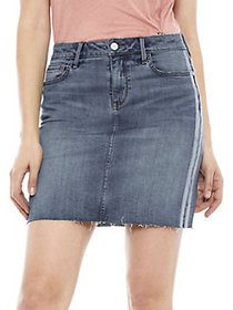 Sam Edelman The Jenny Mini Skirt VINTAGE BLUE