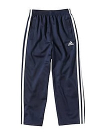 Adidas Little Boy's 3-Stripe Athletic Pants NAVY