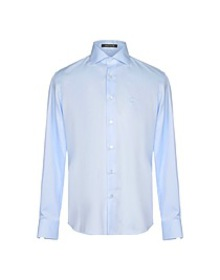 ROBERTO CAVALLI - Solid color shirt