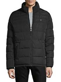 Calvin Klein Alternative Down Puffer Jacket BLACK