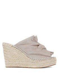 Kenneth Cole New York Odele Suede Wedge Espadrille