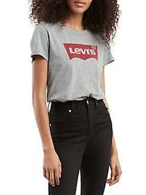 Levi's The Perfect Cotton Tee GREY