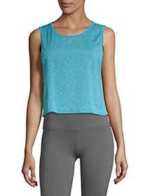 Under Armour Space-Dyed Sleeveless Muscle Tank Top