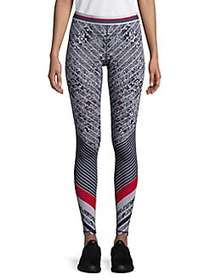 Champion Authentic Printed Leggings PRAIRIE