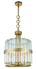 Tiemann 3-Light Drum Chandelier